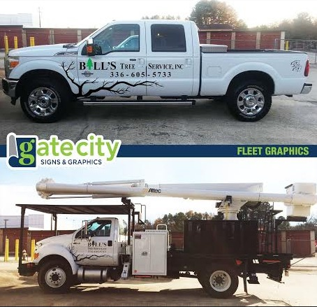 fleet graphics Greensboro | Winston Salem | High Point | Burlington NC